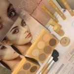 Maquillage et pinceaux